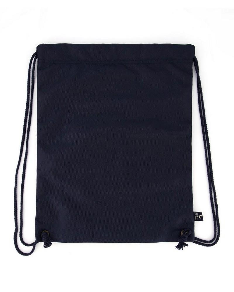 Men's Desmond Drawstring Backpack -  navy-milk