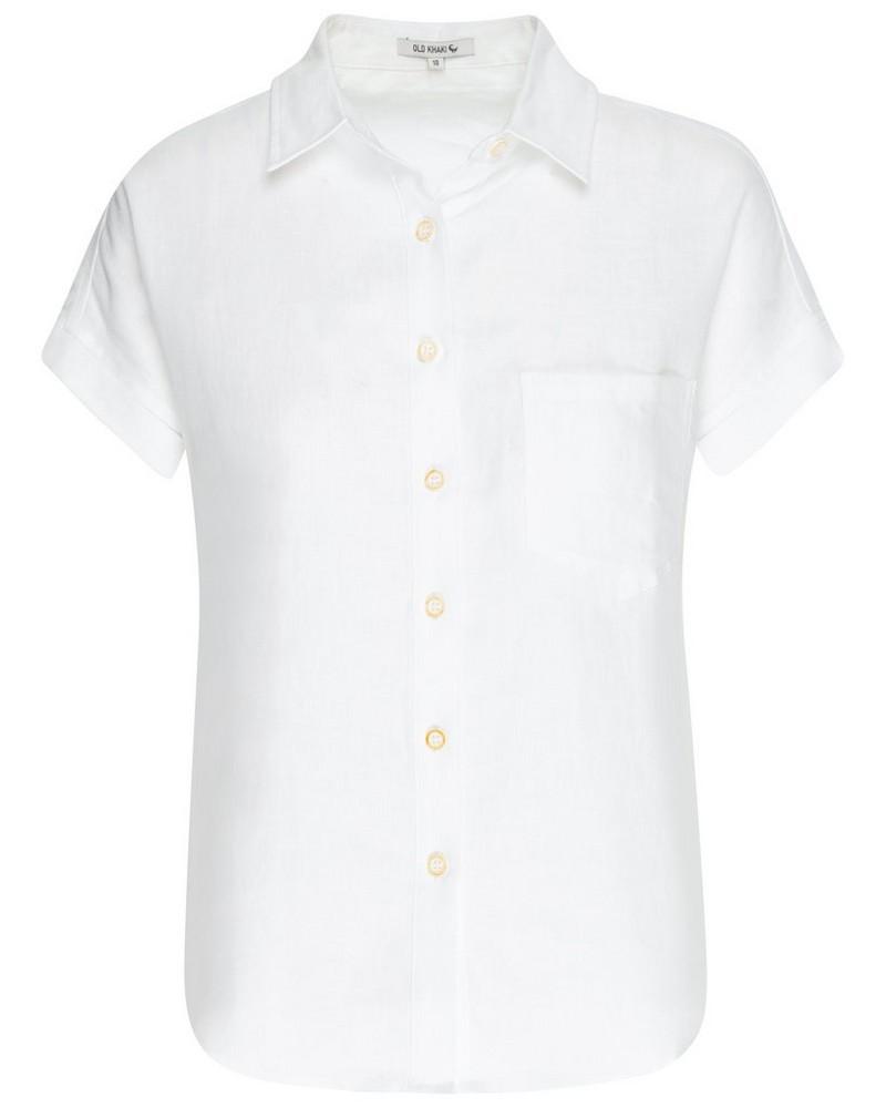 Andie Shirt -  white