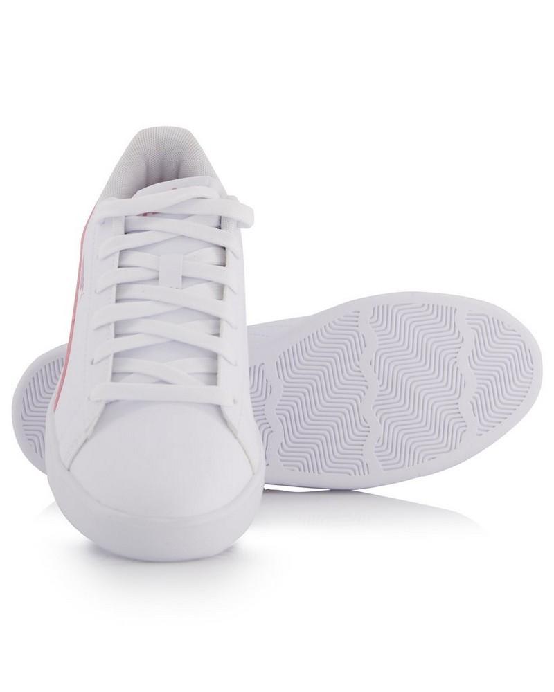 Women's Puma Up Wsn Sneaker -  white-pink