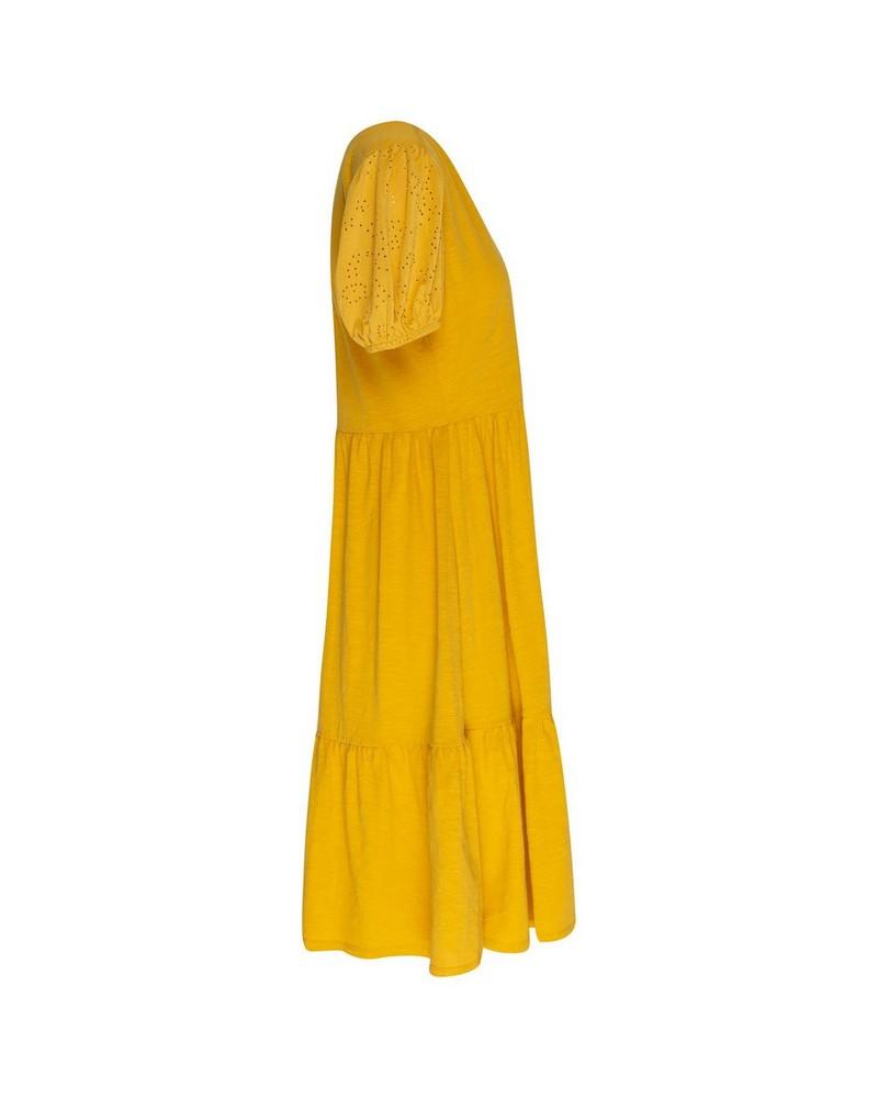 Women's Ambrosia Dress -  ochre