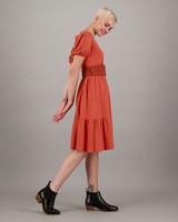 Women's Ambrosia Dress -  rust