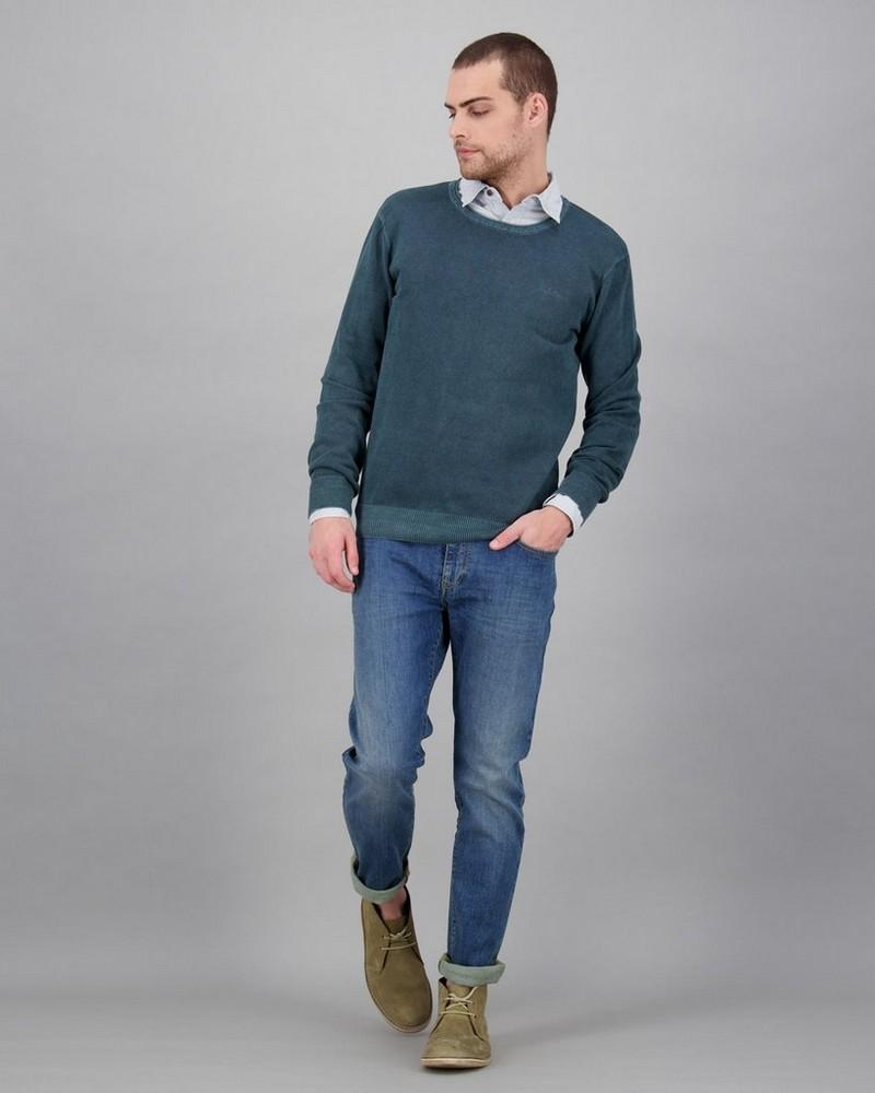 Men's Archer Pullover -  green