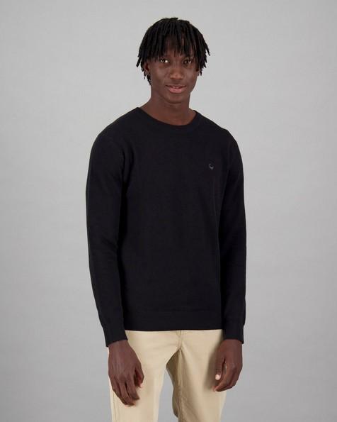 Men's Holmes Pullover -  black