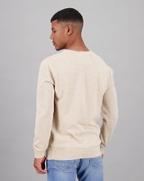 Men's Holmes Pullover -  oatmeal