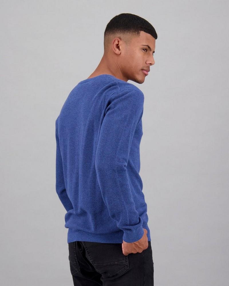 Men's Holmes Pullover -  blue