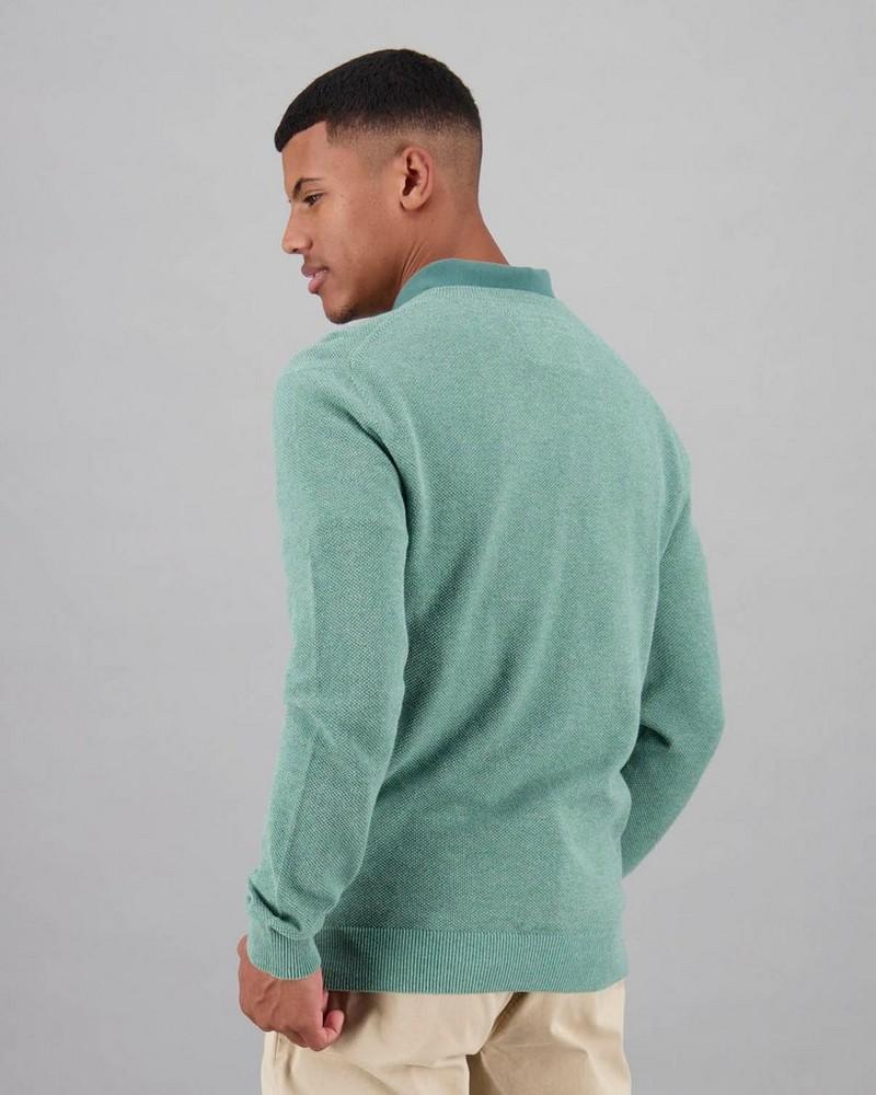 Men's Holmes Pullover -  sage