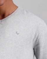 Men's Rustin Pullover -  lightgrey