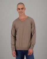 Men's Rustin Pullover -  taupe