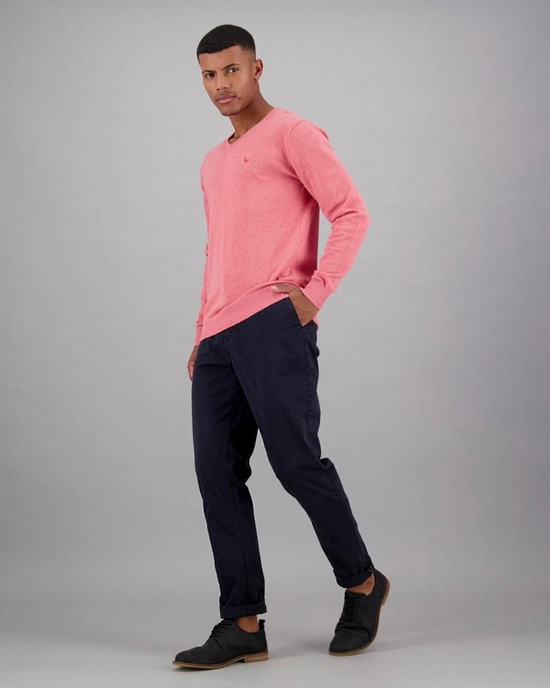 Men's Rustin Pullover -  lightpink