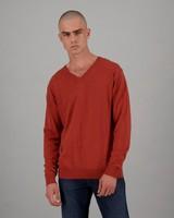 Men's Rustin Pullover -  rust