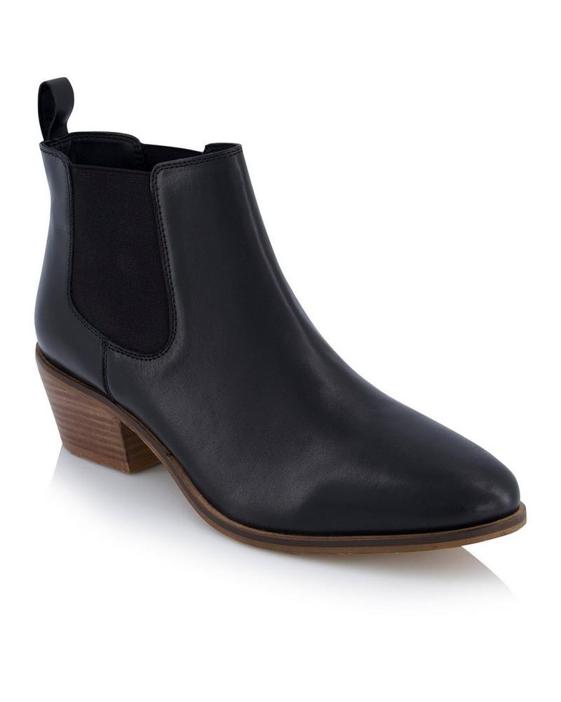 Women's Gemma Boot -  black