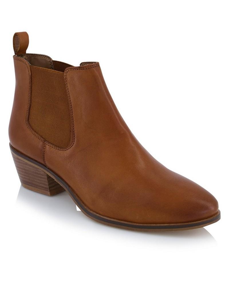 Women's Gemma Boot -  tan