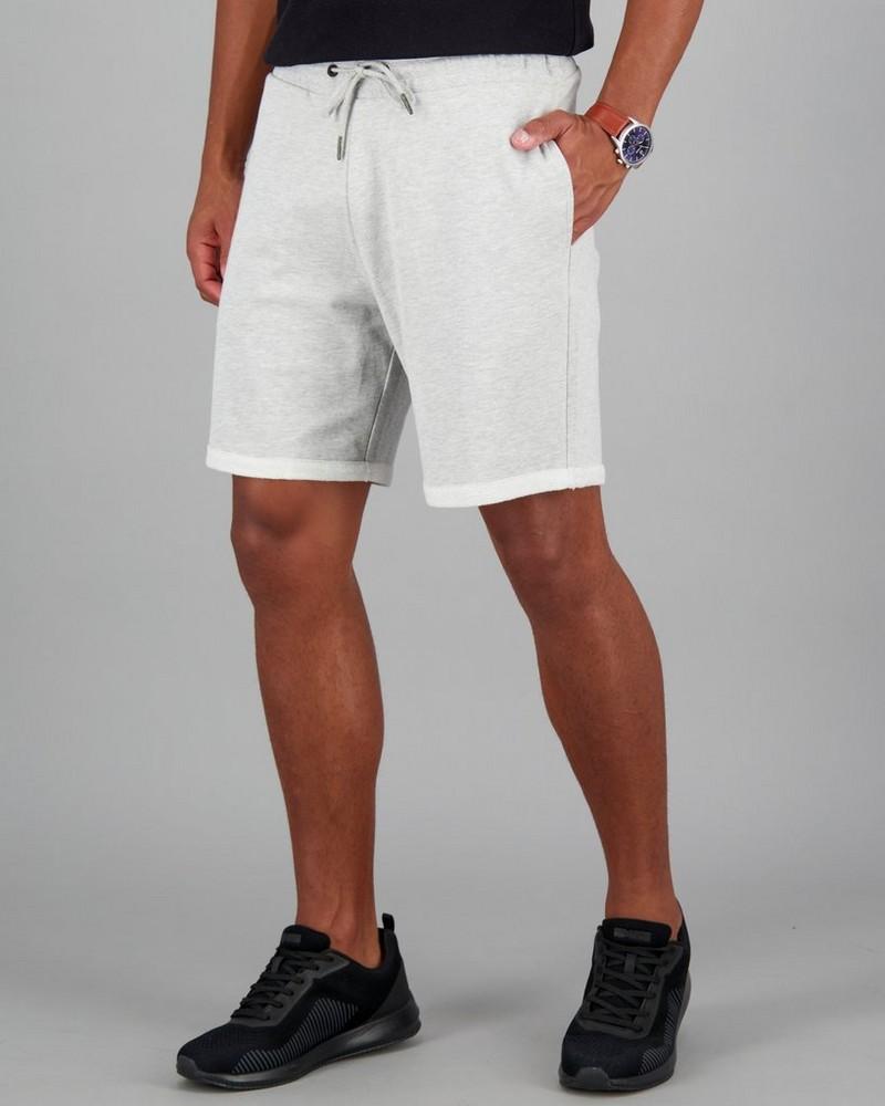 Men's Max Sweat Shorts -  grey