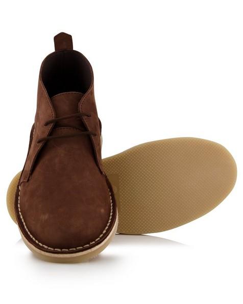 Men's Mason Boot -  chocolate