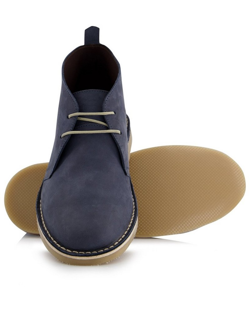 Men's Mason Boot -  navy