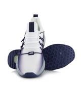 Men's Dash Sneaker -  navy-white