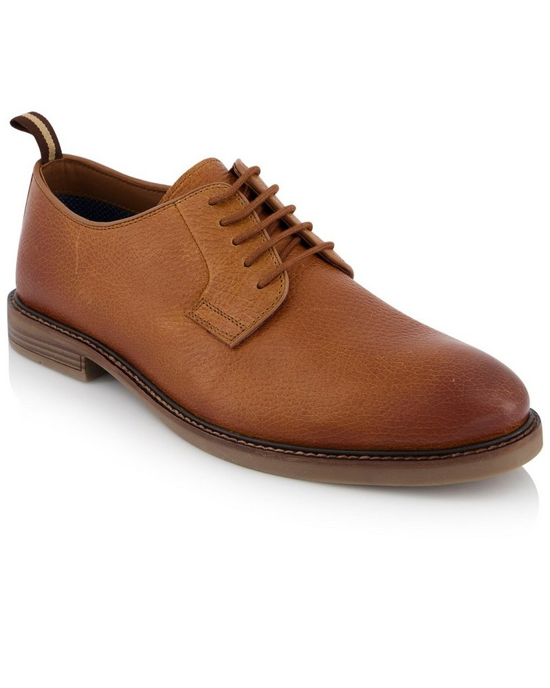 Men's Clay Shoe -  tan