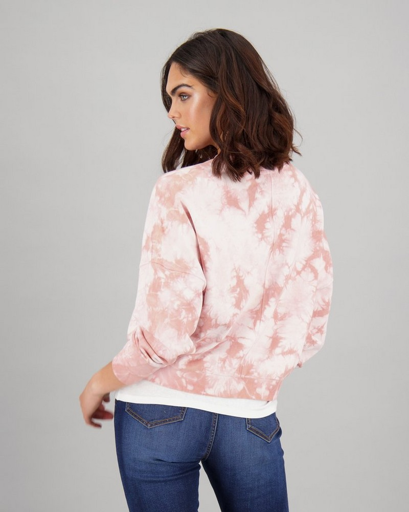 Women's April Sweat -  pink