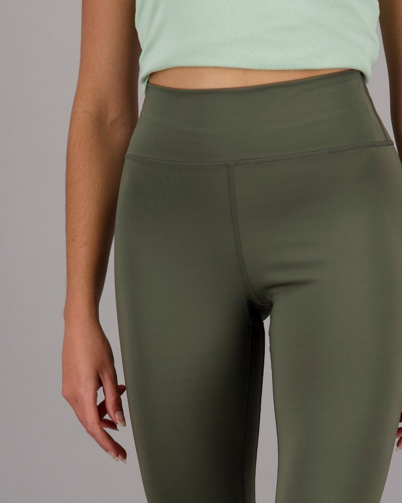 Women's Missy Leggings -  olive
