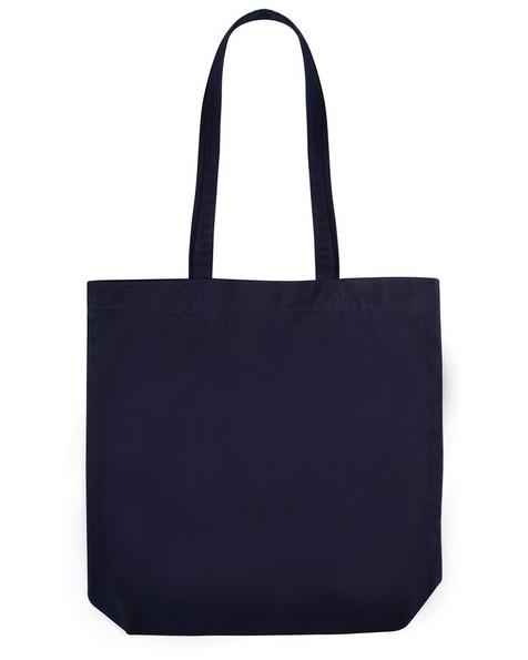 Birthday Shopper Tote Bag -  navy-milk