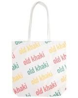 Birthday Shopper Tote Bag -  milk-assorted