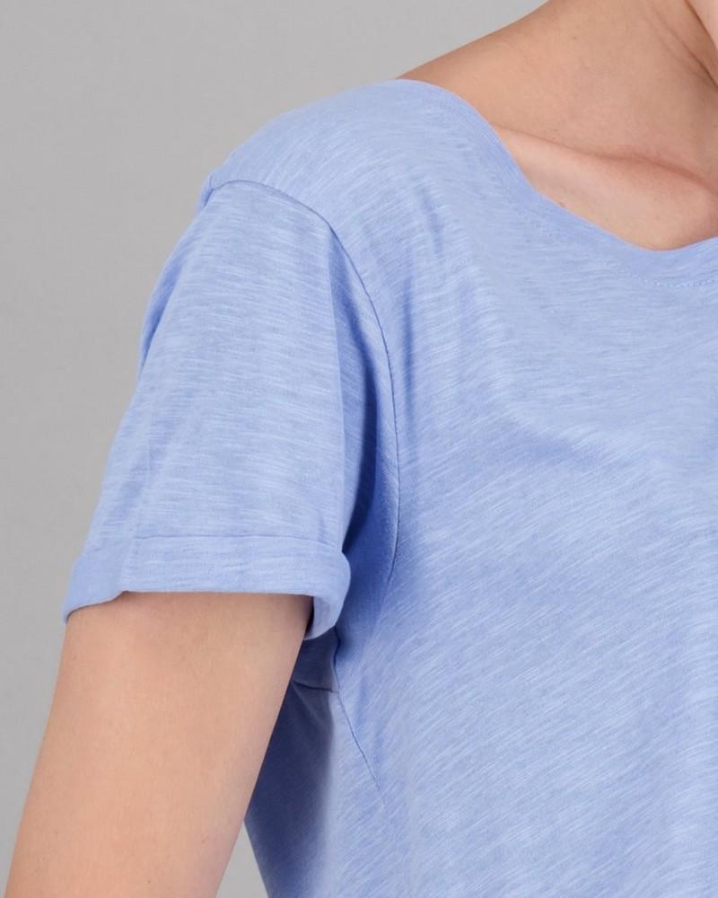 Women's Lyric T-Shirt -  blue