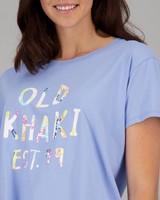 Women's Haven T-Shirt -  blue