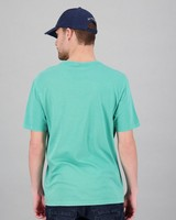 Men's Bandile Relaxed Fit T-Shirt -  jade