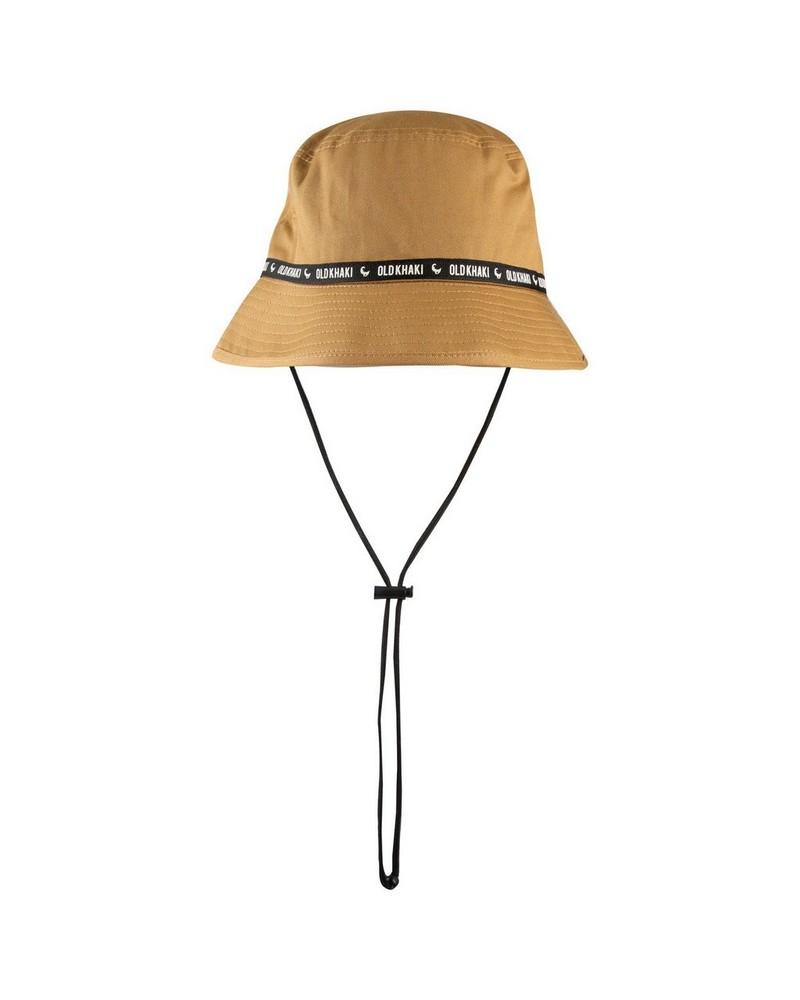 Men's Boonie Bucket Hat -  tan