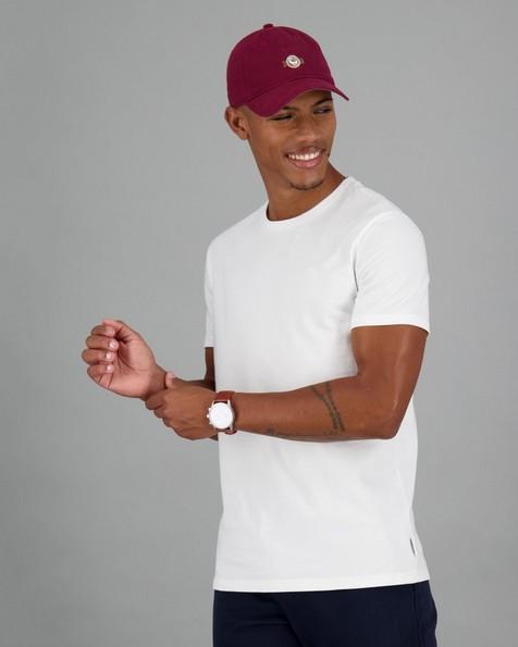 Men's Neil Standard Fit T-Shirt -  white