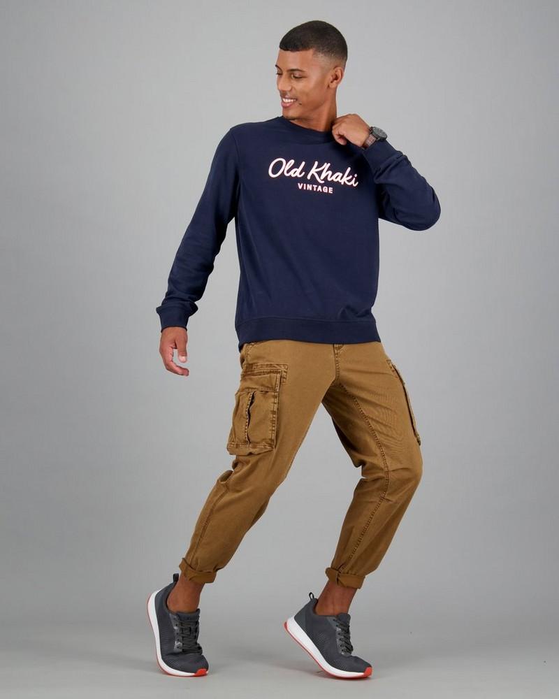 Men's Arian Utility Pants -  brown