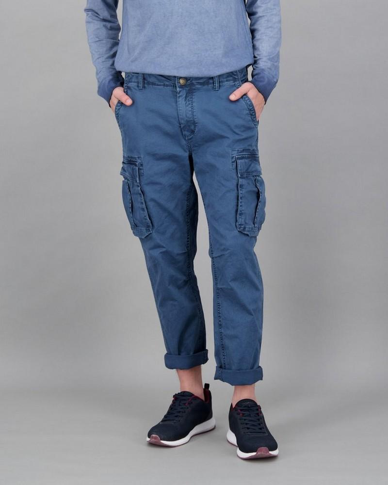 Men's Arian Utility Pants -  teal