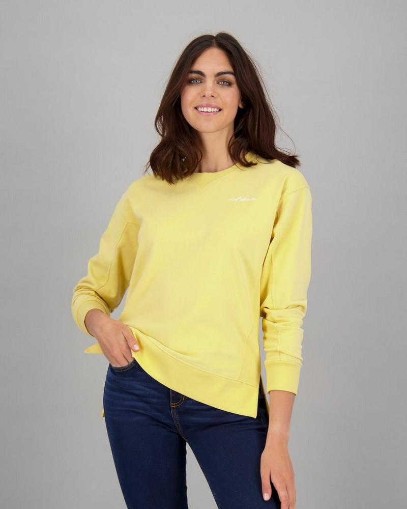 Women's Fergie Sweat -  yellow