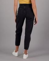 Women's Coley Relaxed Denim -  black