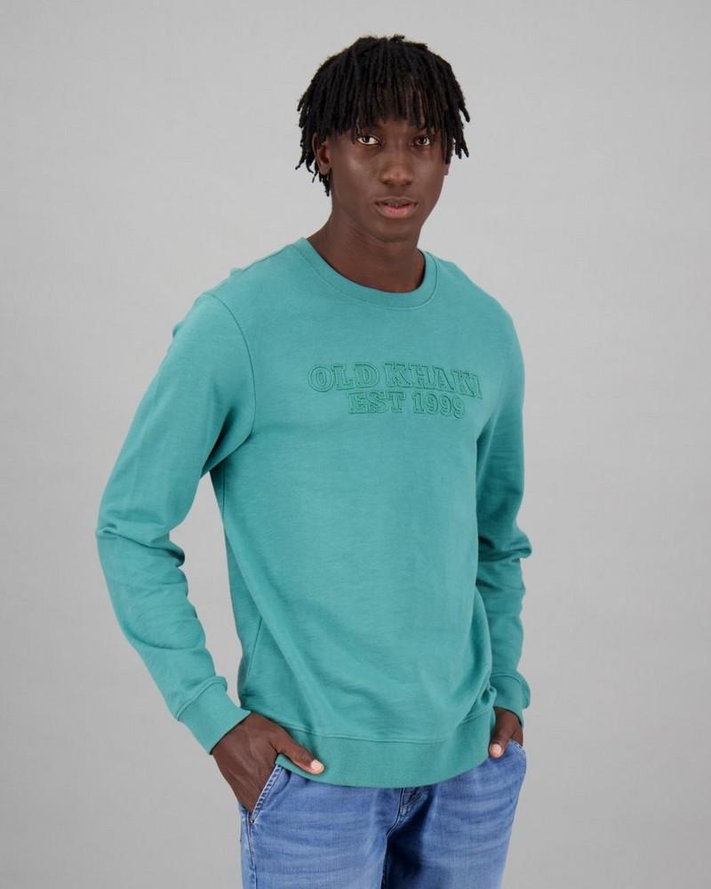 Men's Luca Sweat -  green