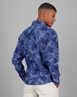 Men's Presley Slim Fit Shirt -  blue