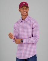 Men's Clark Regular Fit Shirt -  watermelon