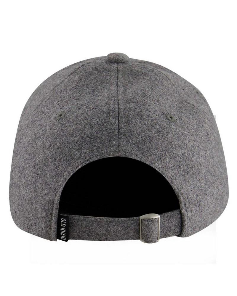 Men's Mason Cap -  charcoal