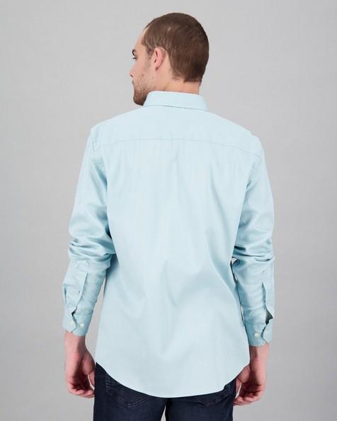 Men's Mitch Regular Fit Shirt  -  teal