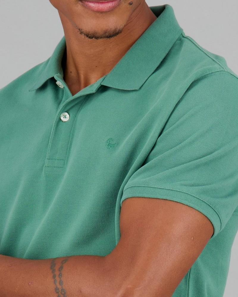 Men's Alex Standard Fit Golfer -  green