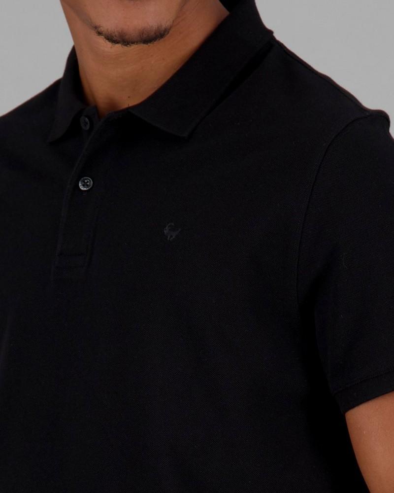 Men's Alex Standard Fit Golfer -  black