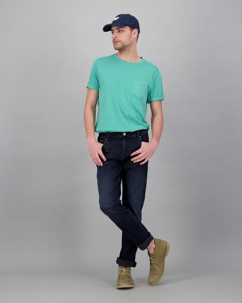 Men's Mayson Narrow Straight Denim -  indigo