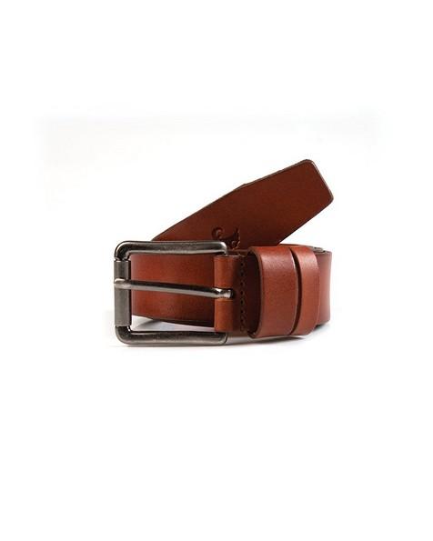 Men's Jonno Leather Belt -  tan