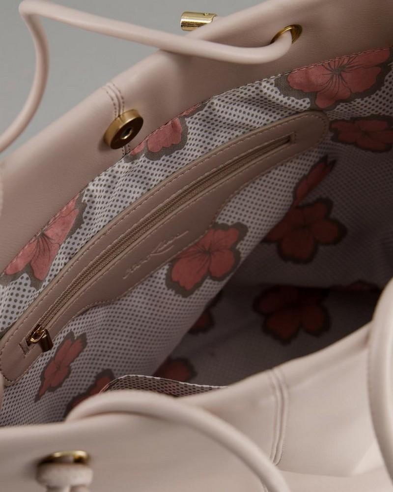 Women's Cordlia Shopper Bag -  stone