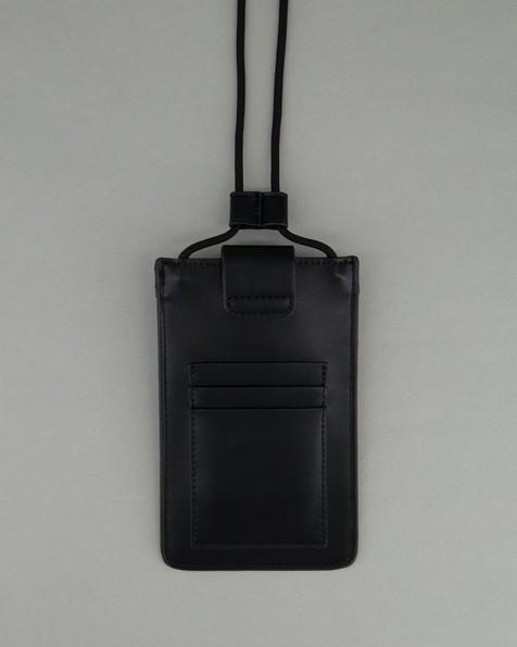 Women's Shea Phone Pouch -  black