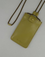 Women's Shea Phone Pouch -  lightolive