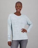Women's Stormi Long Sleeve T-Shirt -  duck-egg