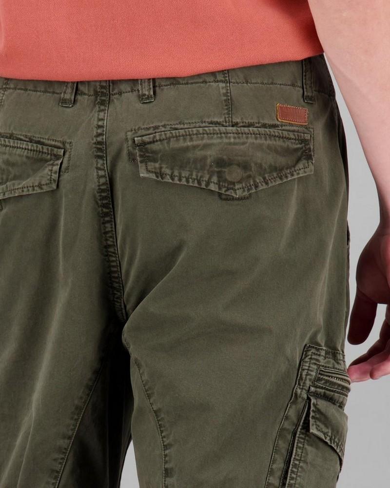 Men's Rick Utility Pants -  olive