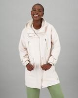 Women's Nadya Parka Jacket -  stone