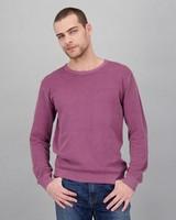 Men's Archer Pullover -  berry